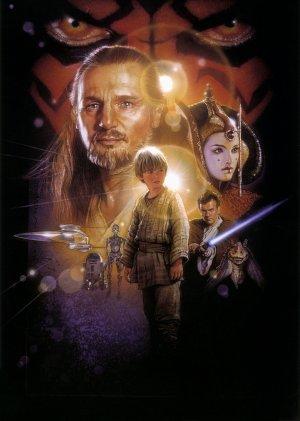 Star Wars: Episodio I - La amenaza fantasma 3331x4680