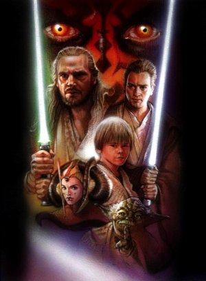 Star Wars: Episodio I - La amenaza fantasma 588x800