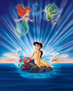 The Little Mermaid II: Return to the Sea 4044x5000