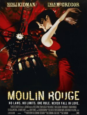 Moulin Rouge! 607x800