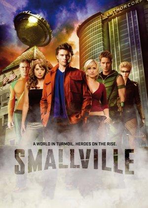 Smallville 3565x5000