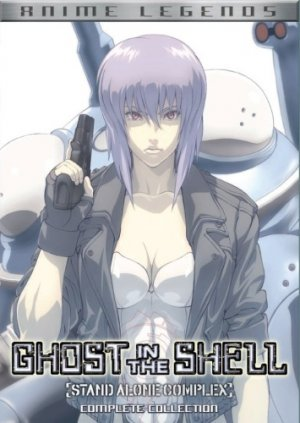 Ghost in the Shell - Stand Alone Complex 355x500