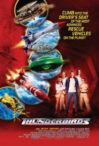 The Thunderbirds poster