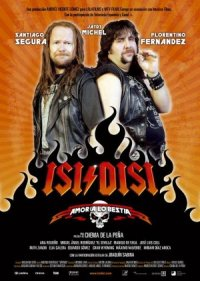 Isi/Disi - Amor a lo bestia poster
