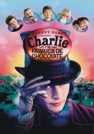 Charlie and the Chocolate Factory 700x1000