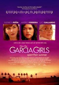 How the Garcia Girls Spent Their Summer poster