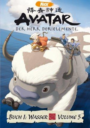 Avatar - Der Herr der Elemente 835x1181