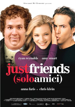 Just Friends 500x712
