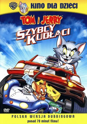 Tom and Jerry: The Fast and the Furry 1520x2175
