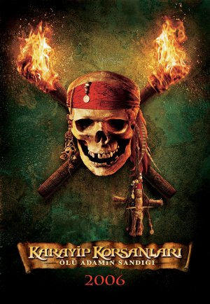 Pirates of the Caribbean: Dead Man's Chest 2300x3331