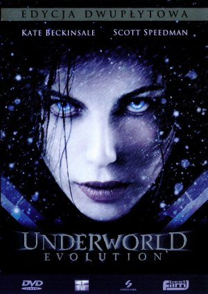 Underworld: Evolution Cover