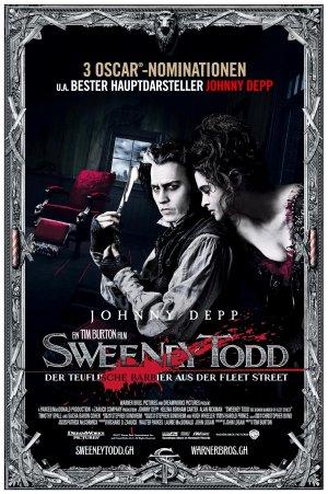 Sweeney Todd: The Demon Barber of Fleet Street 1330x2000
