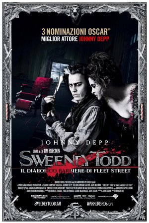 Sweeney Todd: The Demon Barber of Fleet Street 1287x1932