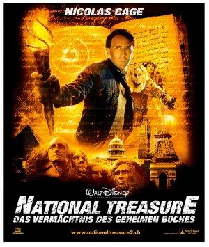 National Treasure: Book of Secrets 1494x1766