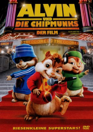Alvin and the Chipmunks 3064x4350