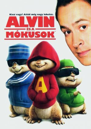 Alvin and the Chipmunks 1535x2175