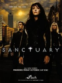 Sanctuary poster