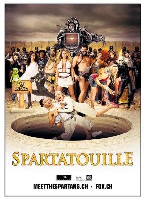 Meet the Spartans 892x1226