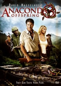 Anaconda: Offspring poster