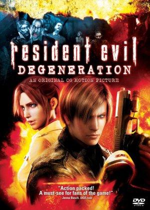 Resident Evil - Degeneration 917x1280