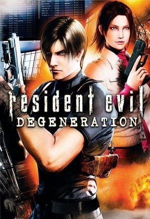 Resident Evil - Degeneration 876x1280