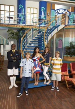 The Suite Life on Deck 2000x2905