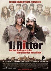 1 1/2 Ritter - Auf der Suche nach der hinreißenden Herzelinde poster