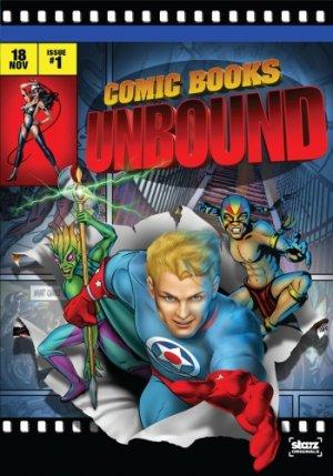 Starz Inside: Comic Books Unbound 350x500