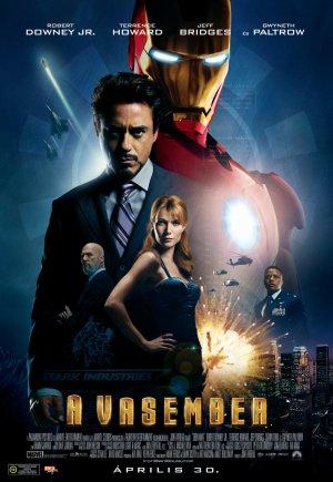 Iron Man 1222x1772