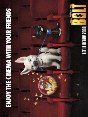 Bolt: Ein Hund für alle Fälle 600x800