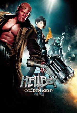 Hellboy II: The Golden Army 2039x3000