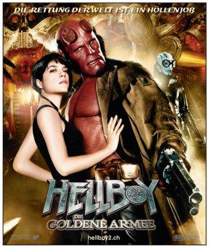Hellboy II: The Golden Army 1108x1312