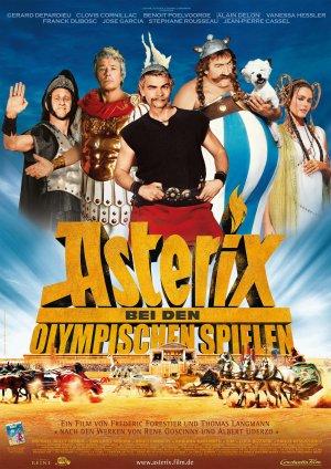 Astérix aux jeux olympiques 2480x3505