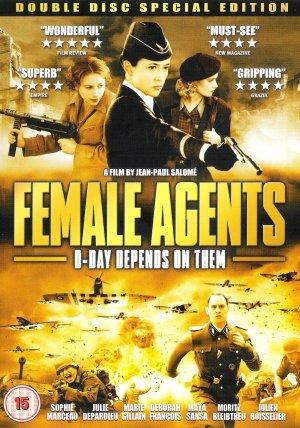 Female Agents - Geheimkommando Phoenix 1000x1427