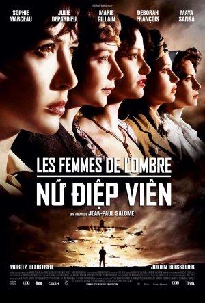 Female Agents - Geheimkommando Phoenix 1360x2010