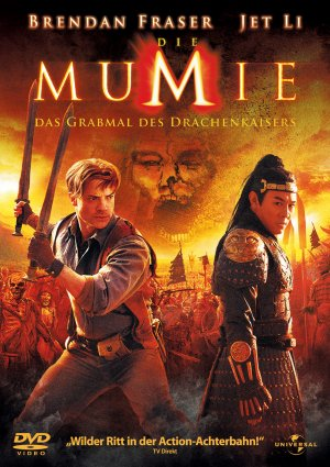 The Mummy: Tomb of the Dragon Emperor 1085x1536