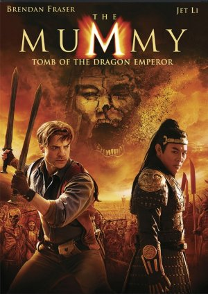 The Mummy: Tomb of the Dragon Emperor 534x754