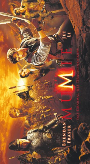 The Mummy: Tomb of the Dragon Emperor 1356x2448