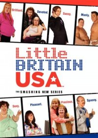 Untitled Little Britain HBO Project poster