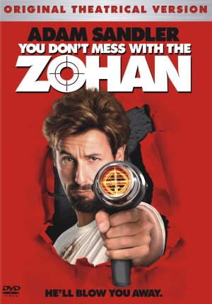 You Don't Mess with the Zohan 1497x2151