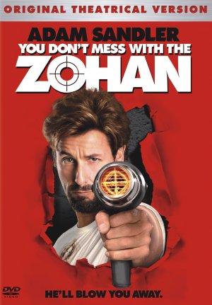 Zohan - Tutte le donne vengono al pettine 1497x2151