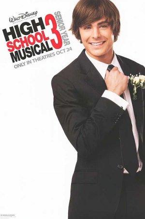 High School Musical 3: Senior Year 500x753
