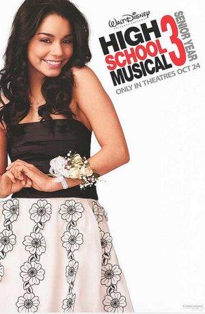High School Musical 3: Senior Year 494x755