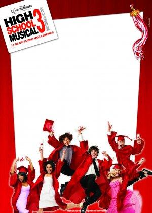 High School Musical 3: Senior Year 1429x2000