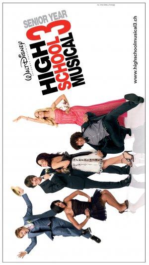High School Musical 3: Senior Year 1781x3150