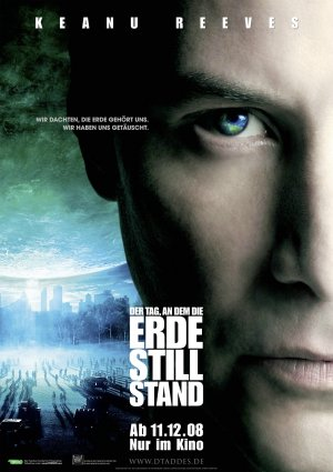 The Day the Earth Stood Still 989x1400