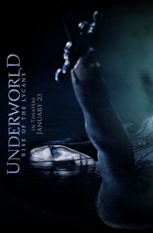Underworld: Rise of the Lycans 550x840
