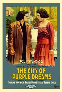 The City of Purple Dreams poster