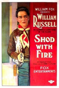 Shod with Fire poster
