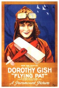 Flying Pat poster